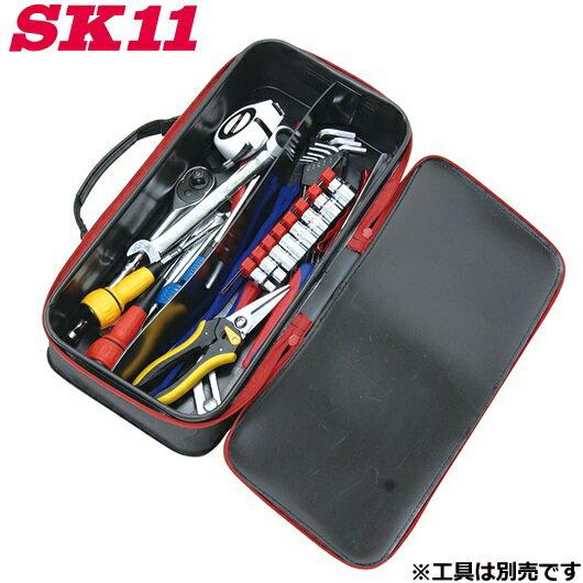 SK11 EVA 工具ボックス ツールボックス 大 [工具バッグ 工具ケース 工具バック 工具入れ ツールバッグ パーツケース ツールケース 釘袋]