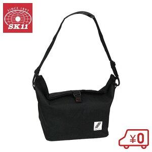SK11 防水ミドルバッグ PVC SWP-MB ブラック [工具バック 工具バッグ ツールバッグ]