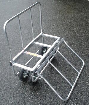 台車軽量運搬車農機具農業資材園芸用農業用品