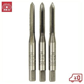 SK11 ネジ切組タップ M4X0.7 メネジ切り 雌ネジ切り