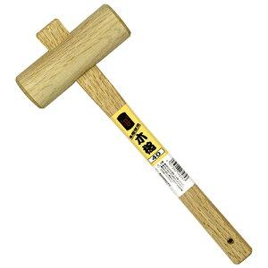 龍馬 木槌 40mm ハンマー 木製 とんかち 槌 鎚