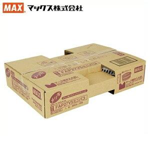 MAX PS連結釘 200本×10巻入 27mm FAP27V5 ミニ箱 換え釘 換えネイル 焼入れメッキスクリュ釘 くぎ マックスAP27V5 ミニ箱 換え釘 換えネイル