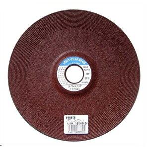 レヂボン エースゴールドRAGII A/WA 180X6X24P 外径:180mm 孔径:22mm 一般鋼用 研削作業 研削砥石 といし ディスクグラインダー用