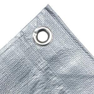 【送料無料】UVシルバーシート3000防水シート超厚手UVシート3.6×5.4m[カバー屋根保護]
