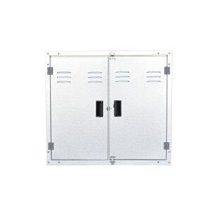 【送料無料】米保管庫 米収納庫 3俵 30kg/6袋 標準タイプ MRS-6 [米保存 農業資材]