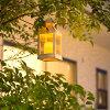 タカショー電池式ランタンライトSLGB-LT02SWガーデンライト屋外屋内LEDライトベッドライト間接照明おしゃれ庭置物ランタン
