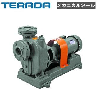 / mechanical seal circulation pump drainage pump feed pump with Terada pump O 型自吸式 cell plastic pump O-7ME motor