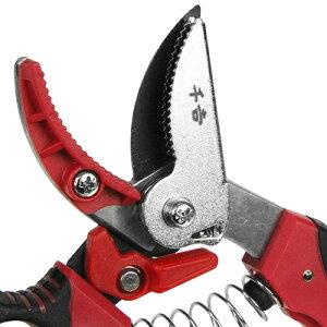 藤原産業千吉剪定鋏剪定ばさみ剪定バサミ枝きりはさみ小枝きりキャッチ付SGP-35C