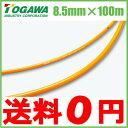 【送料無料】十川産業 エアーホース ポリウレタンホース TPH-8512 8.5mm×100m [エアホース エアー工具 塗装 配管]