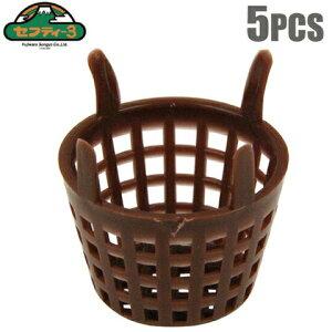 セフティ3 肥料容器 小 5セット [花 堆肥 腐葉土 園芸用品 ガーデニング 雑貨 プランター]