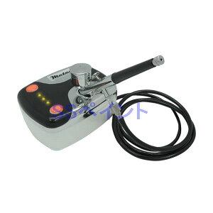エアテックス コンプレッサーセット エアブラシワークセット メテオ APC015-M