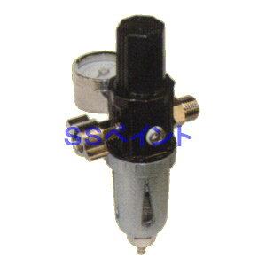アネスト岩田(イワタ) エアーブラシアクセサリー HPA-FR2 フィルターレギュレータ