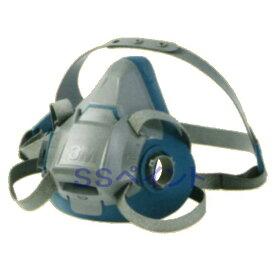 3M 防毒・防じんマスク 6500QL-CL2 サイズ:L (防じん兼用:区分2)(吸収缶別売)