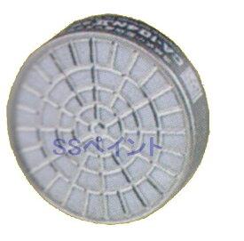 重松 防毒マスク用吸収缶(有機ガス用) CA-104NII