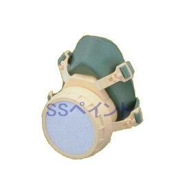 重松 防毒マスク 直結式小型 GM12 Mサイズ (吸収缶別売)