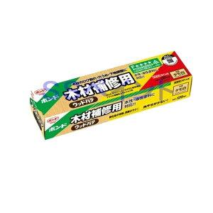 コニシ ボンド ウッドパテ 木材補修用 アクリル樹脂系エマルジョン形充てん材 タモ白 120ml