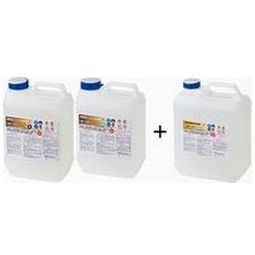 プラザ・オブ・レガシー 超強力業務用特殊洗浄剤 白木の(シミ抜き、アク、手垢等)洗浄剤 A-3+S-4 6Lセット