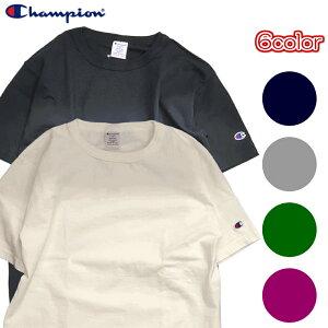 Champion チャンピオン Tシャツ メンズ T-shirt ティーシャツ アメリカ製 MADE IN USA T1011 無地 定番C5-P301送料無料ネコポス便