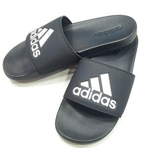 アディダス サンダル adidas スライド SLIDE シャワーサンダル スポーツ リラックス 黒ブラック ロゴ メンズ MensCG3425