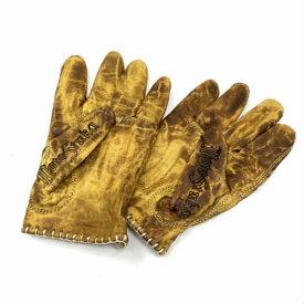 MotoStuka Shanks Gloves Bronze モトストゥーカ シャンクス グローブ ブロンズ レザー 革 手袋 アメリカ アメリカン バイク ハーレー ハンドメイド 手作業