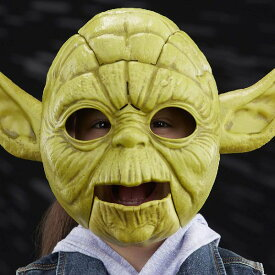 Yoda Electronic Mask スターウォーズ ヨーダ トーキングマスク・starwars・音声機能付き・仮装・ハロウィン・アメリカ