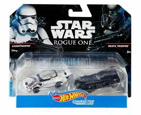 Hot Wheels Star Wars Rogue One Storm Trooper vs. Death Trooper スターウォーズ・starwars・ダイキャスト・ミニカー・スターウォーズグッズ・hotwheels・ホットウィールズ・アメリカ・USA・コラボ