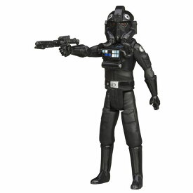 Star Wars Saga Legends TIE Pilot Figure スターウォーズ サーガレジェンズ タイパイロット・starwars・アメリカ・フィギア・タイファイター