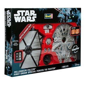 Star Wars Battle Pack Model Kit TIE Fighter and Millennium Falcon スターウォーズ・starwars・タイファイター・ミレニアムファルコン・フィギア・おもちゃ・TOY・アメリカ・