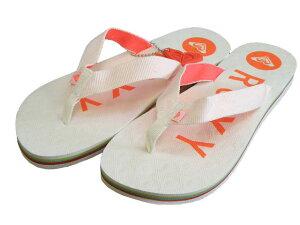 Roxy Sherbert Sandal!ロキシー・ビーチサンダル・キーホルダー付き・ビーサン・アメリカ・サーフ・サーフィン・サーファー・ロコ・夏