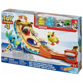 Hot Wheels Toy Story4 Buzz Lightyear Carnival Rescue ホットウィール トイストーリー バズライトイヤー カーニバル レース ミニカー 車 hotwheels ホットウィールズ アメリカ アメリカン バズ