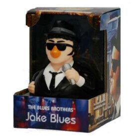 The Blues Brothers Jake Blues Rubber Duck ブルース ブラザーズ ジェイク ブルース ラバー ダック フィギア アヒル あひる 人形 USA アメリカ アメリカン あひるコレクション