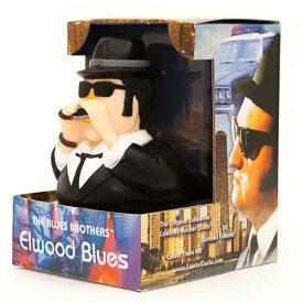 The Blues Brothers Elwood Blues Rubber Duck ブルース ブラザーズ エルウッド ブルース ラバー ダック フィギア アヒル あひる 人形 USA アメリカ アメリカン あひるコレクション