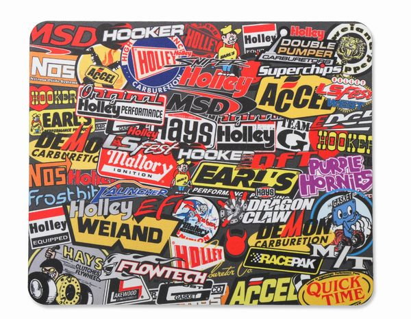 **Holley Mouse Pads ホーリーマウスパッド・アメ車メーカー・アメリカ・アメリカン
