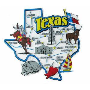 TEXAS MAGNET テキサスのマグネット!!クラシックマグネット・アメリカ