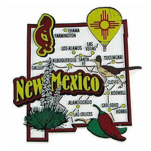 NEW MEXICO MAGNET ニュー−メキシコのマグネット!!クラシックマグネット アメリカ