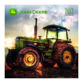 John Deere 2017 Photography Mini Wall Calendar ジョン ディアー・カレンダー・トラクター・耕運機・アメリカ・アメ車・2017年度・ポスター・アメリカン