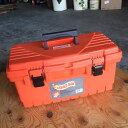 The Home Depot 19 in. Plastic Tool Box 工具箱・ホームデポ・アメリカ・USA・ツールボックス・ツールBOX