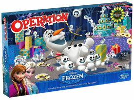 operation frozen アナと雪の女王オペレーションゲーム・修理ゲーム・おもちゃ・ボードゲーム・アメリカ