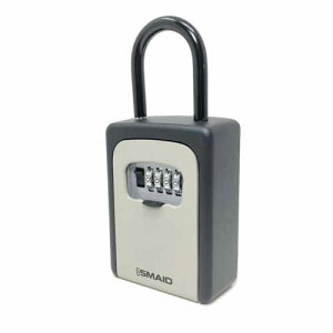 Combination Lock Key Safe Box コンビネーションロック キーボックス ロック付き キーボックス 鍵 ケース キーケース 南京錠 ポスト 靴箱 ドアノブ 自転車 アメリカ アメリカン