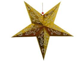 """Paper Star Lantern 18"""" スター・ペーパーランタン ガーデニング・イルミネーション・ライト・電飾・オープンカフェ・業務用・ガーデン・庭・南国・パーティ・星"""