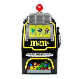 M&M'S DIGITAL SLOT MACHINE DISPENSER エムアンドエムズ デジタル スロット マシーン ディスペンサー チョコレート 容器 アメリカ ジャックポット ギフト オフィシャル