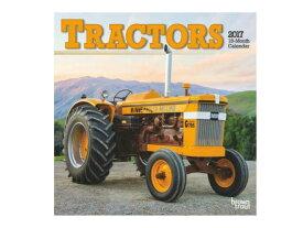 Tractors 2017 Small Wall Calendar・カレンダー・トラクター・耕運機・アメリカ・アメ車・2017年度・ポスター・アメリカン