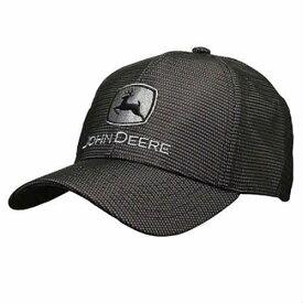 John Deere Reflective Black Cap ジョン ディアー リフレクティブ ブラック キャップ トラクター 耕運機 アメリカ アメ車 アメリカン ハット Hat 帽子 反射 リフレクター
