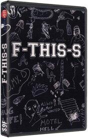 F-This-S DVD ダウンヒル・BMX・ストリート・ダート・トレール・トリック・アメリカ・アクションスポーツ