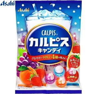 カルピスキャンディ 100g×6 ( アサヒグループ食品 カルピス ) [ 菓子 キャンディ キャンデー あめ 飴 おすすめ ]