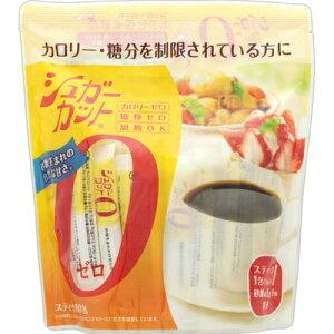 シュガーカットゼロ 顆粒 80包 【 浅田飴 】[ ダイエット バランス栄養食 砂糖 甘さ控えめ 低カロリー カロリーコントロール 健康維持 おすすめ ]