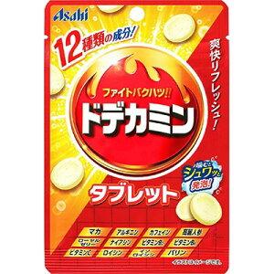 ドデカミンタブレット 27g ( アサヒグループ食品 ) [ タブレット菓子 ラムネ菓子 ]