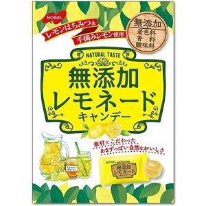 無添加レモネード 90g ( ノーベル製菓 )