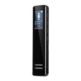 ボイスレコーダー 小型 軽量 簡単 アドバンス ADVANCE 16GBメモリ 高音質 長時間 録音機 ICレコーダー 1年保証 送料無料 IC-009A 楽天ロジ コンビニ受取対応可能