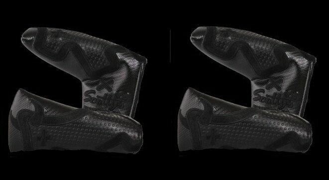 ★送料込で この価格在庫限り!キャメロン カスタムショップScotty's Custom ShopIndustrial Junk Yard DogTriple Blackパターカバー